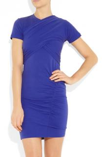 Carven Blue Mini Dress