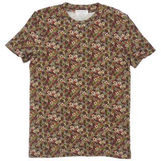 Sonia Rykiel floral t-shirt