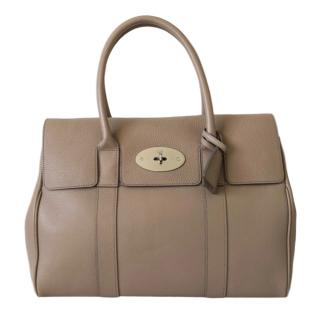 Mulberry Bayswater in Putty