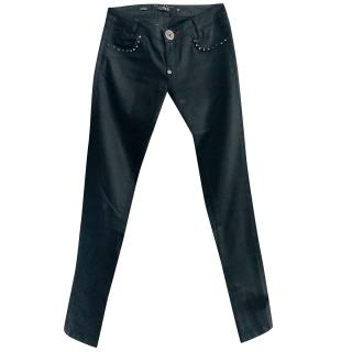 Philipp Plein Black Limited Edition Jeans