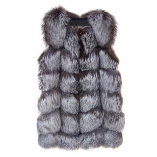 Bespoke Fox Fur Gillet