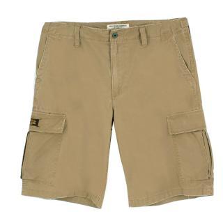 Polo Jeans Company Beige Denim Shorts