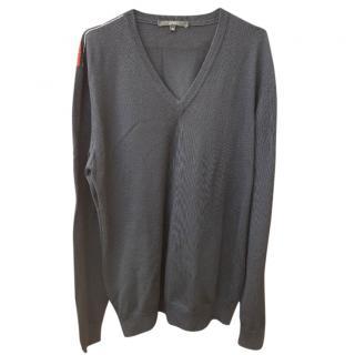 Gucci black wool sweater