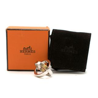 Hermes Bijouterie Fantaisie Scarf Ring