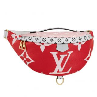 Louis Vuitton Multi-Coloured Monogram Bumbag