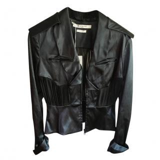 Givenchy Black Runway Jacket