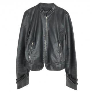 Joseph Soft Lamb Leather Jacket