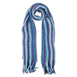 Missoni Striped Wool-Blend Scarf