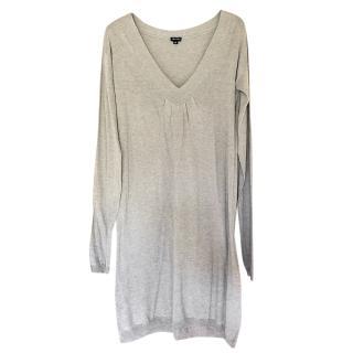 Joseph v-neck sweater dress