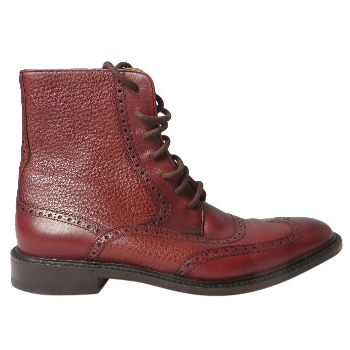 9baeb434d4de Gucci Leather Ankle Boots 1