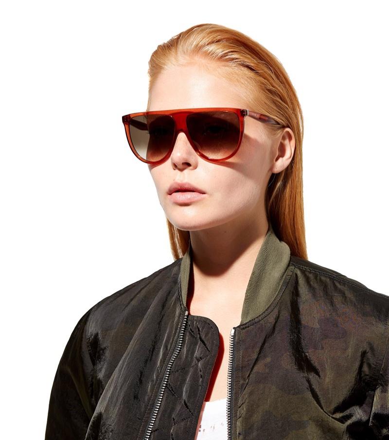 Xl Sunglasses Shadow Efb Amber Celine Thin Aviator C41435s mn08vyNwOP