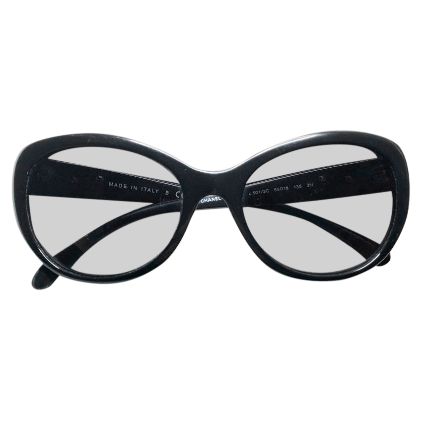 566073376532 Chanel Cateye Ladies Sunglasses