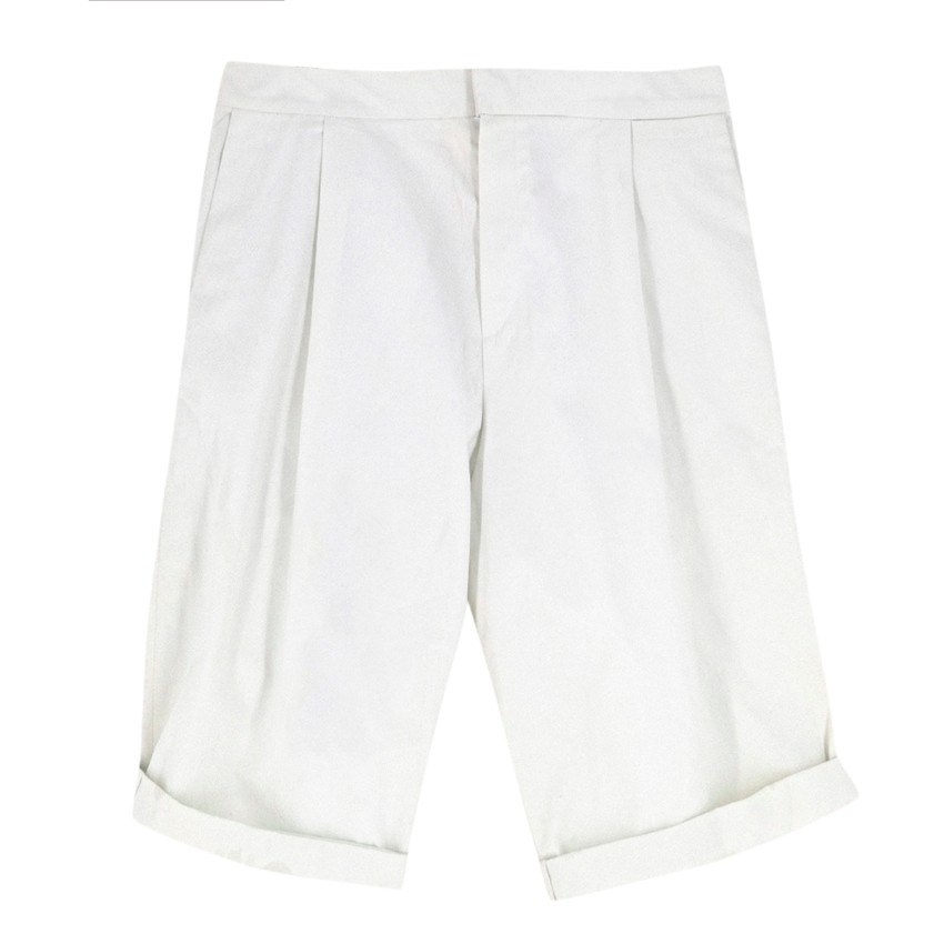 Ute Ploier Off-white Chino Shorts