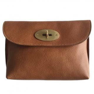 Mulberry Postman Small Leather Cosmetic Pouch