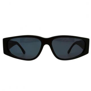 Martini Matte Black Men's Sunglasses