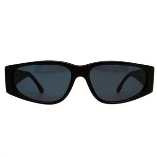 Martini Matte Black Men's Sunglasses