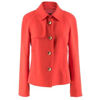 Escada Coral Wool Jacket
