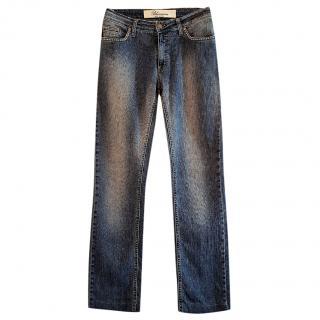 Blumarine slim-fit jeans