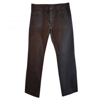 Dolce & Gabbana navy jeans