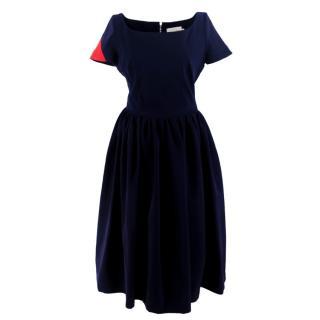 Preen by Thornton Bregazzi Navy Dress