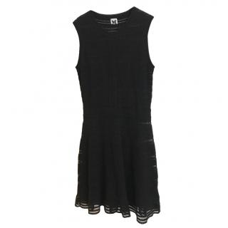 M Missoni Black Sleeveless Dress