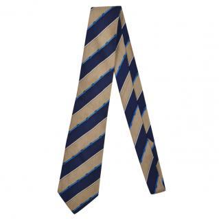 Givenchy striped-silk tie