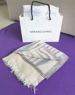 Gerard Darel tamara scarf