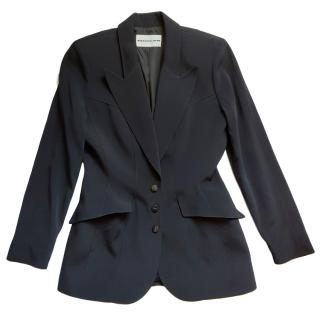 Thierry Mugler black blazer