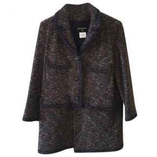 Chanel Tweed Coat