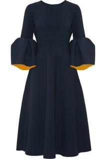 ROKSANDA navy Yasmin dress