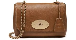Mulberry Lily Oak Leather Bag