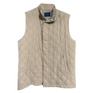 Paul & Shark Quilted Gilet