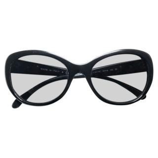 Chanel cat-eye ladies' sunglasses