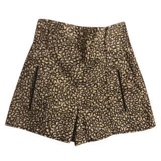 Louis Vuitton high-rise shorts