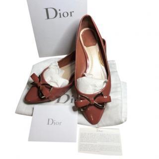 Dior Parisienne ballet flats
