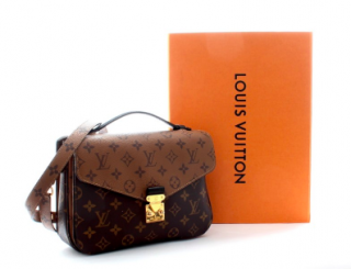 Louis Vuitton Pochette Metis Cross-Body Bag