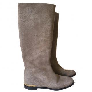 Alexander McQueen Spike-Heel Boots