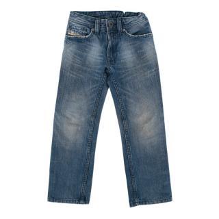 Diesel Boys' Denim Jeans
