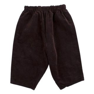Bonpoint Boys' Brown Corduroy Trousers