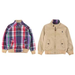 Ralph Lauren Boys' Reversible Jacket