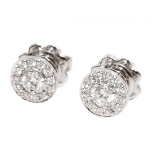Mappin & Webb Diamond Earrings
