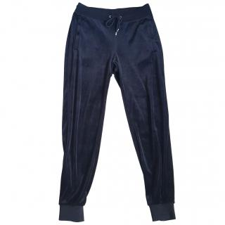 6d37caa8a108 Gucci stretch velour jogging bottoms