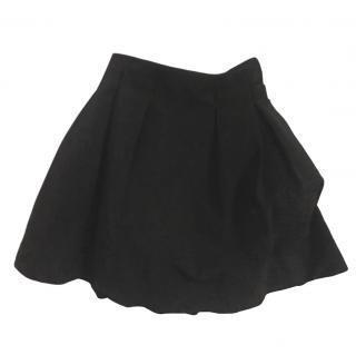 Lanvin high waisted mini skirt