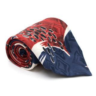 Pierre Cardin Printed Tie