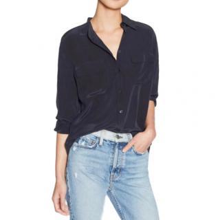 Equipment Femme Eclipse Signature Silk Shirt