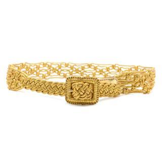 Temperley Gold Belt