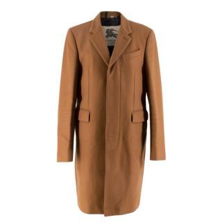 Burberry Brown Long Coat
