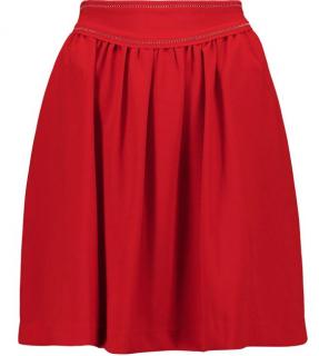 Isabel Marant Waso crepe mini skirt