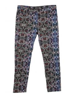 Isabel Marant graphic print skinny jeans