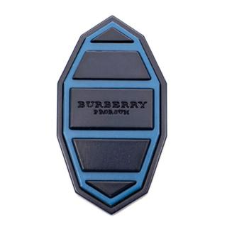 Burberry Blue Brooch Pin